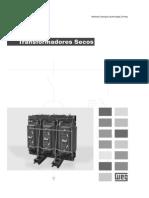 Transformadores Secos 705 Catalogo