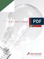Advanced Lamp Coatings Catalog