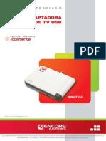 Manual Caja Adaptadora de Tv Usb