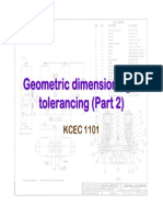 Geometric Dimension Ing Tolerancing Part2