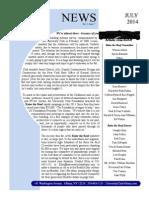 UC July 2014 Newsletter