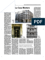 Casa Montero - Bilbao - Modernismo