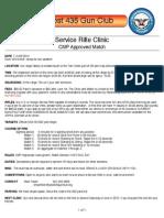 CMP Clinic Program