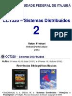 CCT320 - 2 - Introdução Aos Sistemas Distribuídos