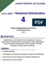CCT320 - 4 - Comunicação Em SD