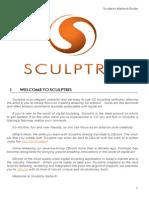 Sculptris Alpha6 Documentation