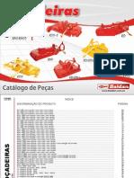 Catálogo de Peças Roçadeiras ( Parte I )