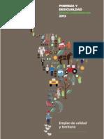 Informe Latinoamericano sobre Pobreza y Desigualdad 2013, elaborado por Rimisp-Centro Latinoamericano para el Desarrollo Rural