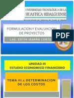 Unidad III Estudio Economico-financiero