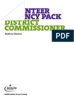 Stafford District Vacancy Pack