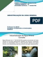 Indutrialização Da Agua - FIU
