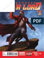 Legendary Star-Lord Exclusive Preview
