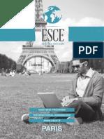 ESCE Masters Int