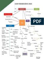 Valoracion y Remuneracion de Cargos - Mapa Conceptual