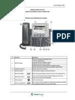 Manual de Uso Telefono Cisco IP 7942
