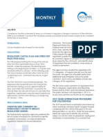 Accume Partners_Compliance Monthly_July 2014