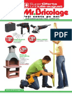 Mr.Bricolage - Catalog Iulie 2014