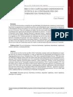 O Fardo Histórico do Capitalismo Dependente Petroleiro Rentista e as Contradições do Processo Bolivariano da Venezuela evista 3ferreira Capitalismo Dependiente