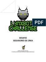 Desafio Seguidores de Li_nea