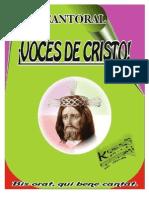 Cantoral Voces de Cristo