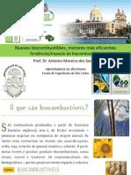 Antonio Moreira Nuevos Biocombustibles