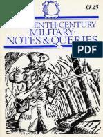 Partizan Press - 18th Century Notes & Queries 003