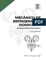 Mecânico de Refrigeração Domiciliar 2
