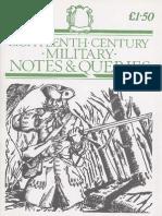Partizan Press - 18th Century Notes & Queries 007