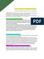 Metodologia de La Relacion Entre Los Componentes Del Medio Ambiente