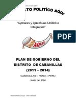 Plan Cabanillas