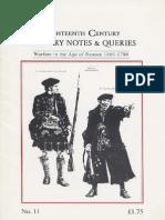 Partizan Press - 18th Century Notes & Queries 011
