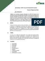 Plan de Marketing Del Periódico - CINCO