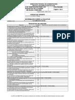 Formato Auditoria Iso 17025