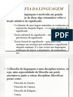 Filosofia Da Linguagem Aula 3