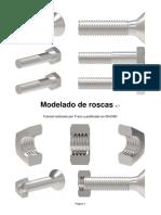 Tutorial Modelado de Roscas v.1 (Por Trazo)