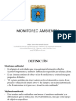 Clase 4. Monitoreo Ambiental