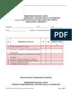 instrumentos de evaluacion entrepares
