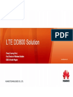 RDF - Alex Fupeng - LTE DD800 Solution