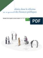 2010 Grant Thornton ICGFM Avancées réalisées dans la réforme de la gestion des finances publiques