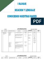 No. 1 Area Comunicacion y Lenguaje i