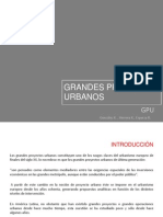 Grandes Proyectos Urbanos f