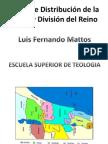 Mapa de La Division Del Reino