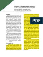 Identifikasi Tingkat Berpikir Kreatif Siswa Menggunakan MULTIPLE SOLUTION TASK_MST (Dwitya Budi & Tatag Eko)2