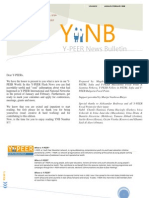 Y-peer News Bulletin