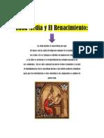 Edad Media y El Renacimiento