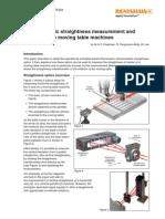 Straightness Measurement and Application(1)