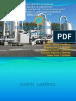 Presentacion Endulzamiento Del Gas Natural