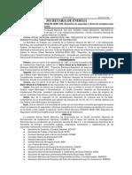 NOM-002-SEDE-1999 Requisitos de Seguridad y Eficiencia Energetica Para Transformadores
