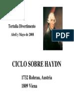 Haydn Not As