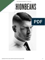 Men's Hairstyles at FashionBeans4